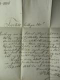 DOCUMENT VECHI TRANSILVANIA 1886 - NAGY RAPOLT(RAPOLTU MARE) - PISKI(SIMERIA)
