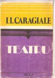 (C1357) TEATRU DE CARAGIALE, EDITURA FACLA, TIMISOARA, 1973, EDITIE INGRIJITA DE VIRGIL VINTILESCU