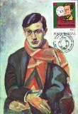 Carte maxima Tristan Tzara,poet roman, creatorul miscarii DADA
