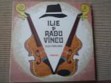 ilie si radu vincu disc vinyl lp muzica populara romaneasca folclor vioara