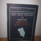 Noul ATLAS LINGVISTIC al Romaniei - MOLDOVA si BUCOVINA