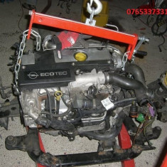 Motor Opel Astra Bertone 2.2 Benzina - Scut motor auto