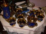 Serviciu ceai portelan 6persoane, Seturi