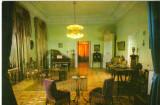 Carte postala ilustrata, personalitati Vasile Pogor - Casa Pogor, salonul Junimea, Necirculata