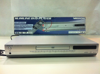 SLIMLINE  DVD-PLAYER MEDION foto