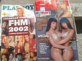 Revista FHM & Playboy