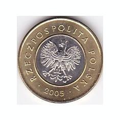 Moneda Polonia 2 Zloti 2005 - KM#283 UNC