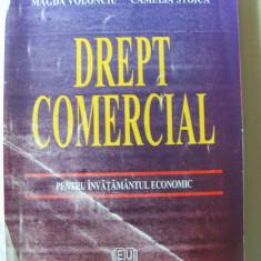 """DREPT COMERCIAL - PENTRU INVATAMANTUL ECONOMIC"", S. Angheni / M. Volonciu / C. Stoica, 2004, Alta editura"