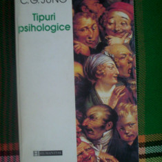 Tipuri psihologice-Jung