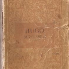 (C1355) MIZERABILII DE VICTOR HUGO, ESPLA, BUCURESTI, 1955, PARTEA A V-A, JEAN VALJAN