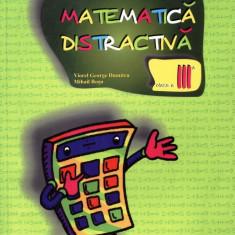 MATEMATICA DISTRACTIVA CLS A III A de VIOREL GEORGE DUMITRU ED. ALL - Manual scolar all, Clasa 3