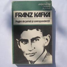 Pagini De Jurnal Si Corespondenta - Franz Kafka,p8