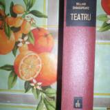 Shakespeare - TEATRU ( editie de lux ) - Carte de lux