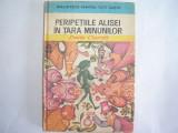 Peripetiile Alisei in tara minunilor - Autor : Lewis Carroll,r12