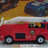 MATCHBOX- SNORKEL FIRE ENGINE- ++2000 DE LICITATII !!