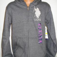 Hanorac US Polo Assn fete 10-12 ani