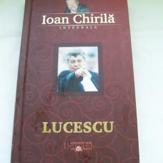 LUCESCU IOAN CHIRILA