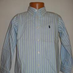Camasa originala Polo Ralph Lauren - baieti 5 ani