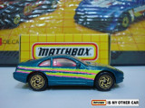 MATCHBOX-NISSAN 300 ZX- ++2000 DE LICITATII !!, 1:64