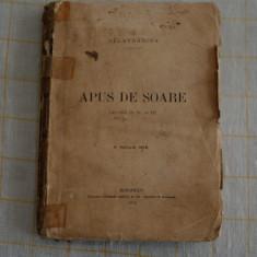 Apus de soare, Delavrancea, Editura Librariei SOCEC, 1912