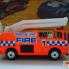 MATCHBOX- SNORKEL FIRE ENGINE -++2000 DE LICITATII !! - Macheta auto