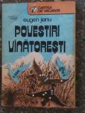 Povestiri vanatoresti-Eugen Jianu