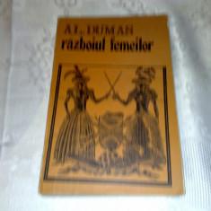 Alexandre Dumas - Razboiul femeilor - 1972