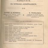 Const. G. Ratescu / N. Pavelescu - Legi speciale penale ( adnotate cu intreaga jurisprudenta ) - 1935