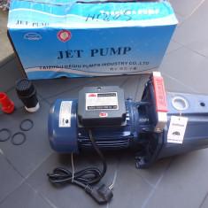 POMPA DE APA CU MOTOR PENTRU HIDROFOR. RECOMAND - Pompa gradina