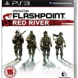PE STOC Operation Flashpoint Red River PS3 ca nou (transport inclus la plata in avans)