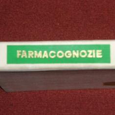 Farmacognezie - Ciulei I. Constantinescu E. Goina T. - Carte tratamente naturiste