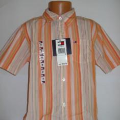 Camasa originala TOMMY HILFIGER - baieti 7 ani