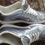 Adidasi dama Nike, Culoare: Argintiu, Marime: 39.5