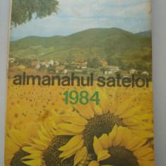 ALMANAHUL SATELOR - !984