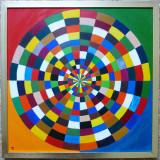 Cerc abstract ? - semnat  monogramic TA