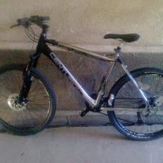 BICICLETA CENTURION ALUMINIU!!!! - Bicicleta BMX, 21 inch, 26 inch, Numar viteze: 24, Negru-Gri