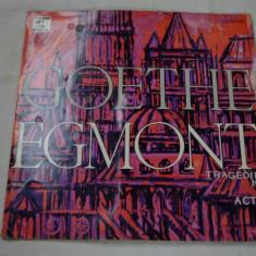 Egmont, Goethe, disc vinil - Muzica Dance