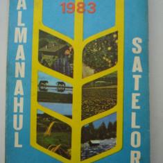 ALMANAHUL SATELOR - !983