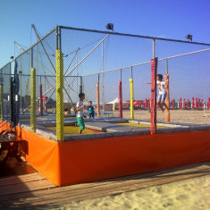 Saltea elastica cu 4 locuri