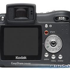 KODAK EASY SHARE DX 6490 - Aparate foto compacte