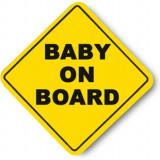 Placute BABY ON BOARD - set doua placute