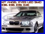 KIT INELE ANGEL EYES - 84 LED SMD 3528 - BMW E36, E38, E39, E46 - CULOARE 6000K