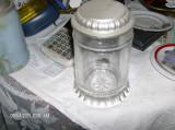 Halba sticla 4, Cristal/Sticla