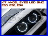 KIT INELE ANGEL EYE EYES CU 66 LED SMD - BMW E30, E32, E34, Universal, ZDM