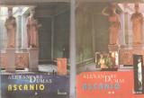 (C1531) ASCANIO DE ALEXANDRE DUMAS, EDITURA HELICON, TIMISOARA, 1992, TRADUCERE DE OVIDIU CONSTANTINESCU, 2 VOLUME
