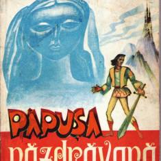 PAPUSA NAZDRAVANA de ALEXANDRU BARDIERU - Carte poezie copii