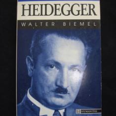 WALTER BIEMEL - HEIDEGGER - Filosofie