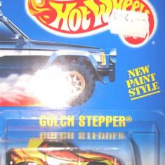 HOT WHEELS- GULCH STEPPER -++2000 DE LICITATII !! - Macheta auto Hot Wheels, 1:64