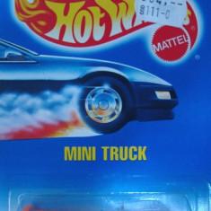 HOT WHEELS- MINI TRUCK -++2000 DE LICITATII !! - Macheta auto Hot Wheels, 1:64