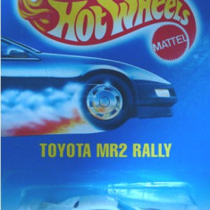 HOT WHEELS- TOYOTA MR2 RACE CAR -++ 2000 DE LICITATII !! - Macheta auto Hot Wheels, 1:64